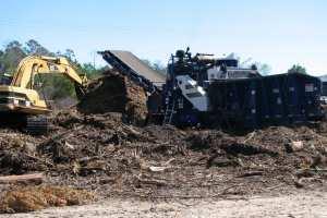 mulching-operation